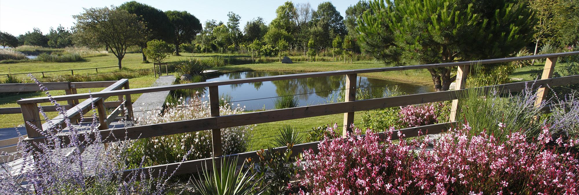 ID Jardin, votre créateur de jardin situé à Olonne sur mer en Vendée.